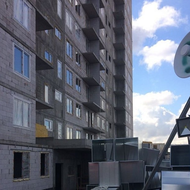 ЖК Космос Стар май 2017