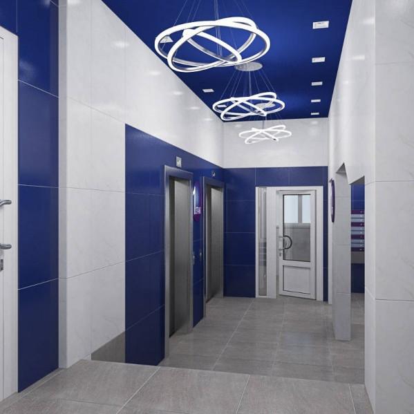 ЖК КосмосStar холл с отделкой